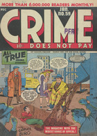 Crime Does Not Pay, Vol. 1 no. 59