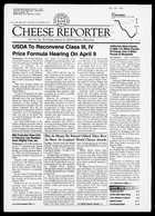 Cheese Reporter, Vol. 131, No. 38, Friday, March 23, 2007