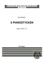 6 Pianostycken, Opus 120 Nr.7-12
