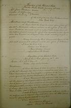 Ebenezer Bassett Correspondence, 1870