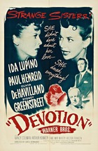 Devotion (1946): Shooting script