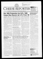 Cheese Reporter, Vol. 124, No. 28, January 21, 2000