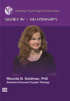 Series IV - Relationships, Emotion-Focused Couple Therapy