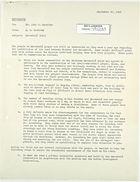 Letter from A. G. Sandoval to John T. Lassiter re: Marcabeli Trail, September 30, 1943
