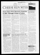 Cheese Reporter, Vol. 125, No. 33, Friday, February 23, 2001
