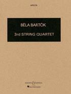 3rd String Quartet, B. 93, Sz. 85