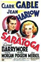 Saratoga (1937): Continuity script