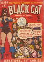 Black Cat Comics, Vol. 1 no. 8