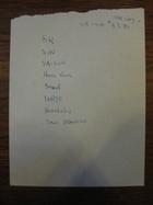 Miscellaneous Notes no. 2