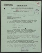 Confidential Telegram from Secretary of State for the Colonies to Sir R. Arundell re: Grantley Adams, November 3, 1954