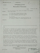 Memorandum of Conversation re: Iran-Arab Relations: Iraq, Nasser, the Future of the Persian Gulf, Saudi Arabia, October 13, 1966
