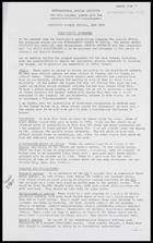 J.M. [? John Middleton], 6 June 1973 - Executive Council meeting, June 1973