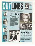 OUTLINES The Weekly Voice of the Gay, Lesbian, Bisexual and Trans Community April 7, 1999 Serving the Community Since 1987