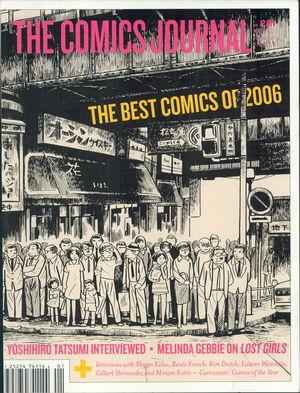 The Comics Journal, no. 281