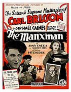 The Manxman (1929): Continuity script