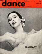 Dance Magazine, Vol. 28, no. 2, February, 1954