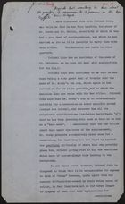 Correspondence re: Commission for Son of Dr. Harold A. Moody; Deputation on Sierra Leone Ordinances; Colour Bar in Armed Forces, 1939