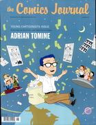 NCS AWARDS ANNOUNCED: SCOTT ADAMS WINS REUBEN DON PERLIN TAKES COMIC BOOK DIVISION, DALE MESSICK WINS LIFETIME ACHIEVEMENT