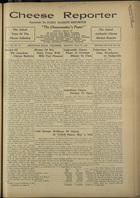 Cheese Reporter, Vol. 56, no. 36, May 16, 1932