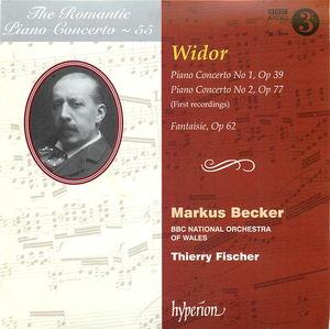 The Romantic Piano Concerto, Vol. 55