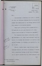 Memo from Louis Mallet to Under Secretary of State, Colonial Office, re: Attached Documents on Blockade at Haitian Ports of Gonaives and St. Mark, July 30, 1908