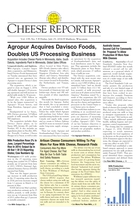 Cheese Reporter, Vol. 139, No. 5, Friday, July 25, 2014
