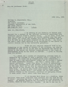 Letter from D. B. Copland to Whitney H. Shepardson, October 18, 1951