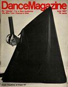 Dance Magazine, Vol. 41, no. 6, June, 1967