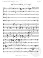 [17] Canzone: O sola, o senza par