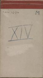 Malaya Field Notes XIV