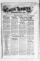 Cheese Reporter, Vol. 68, No. 8, Friday, October 22, 1943