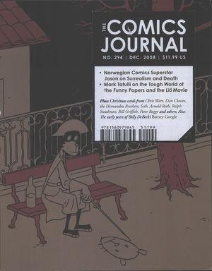 The Comics Journal, no. 294