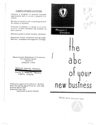 The ABC of Your New Business