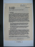 Threat of Aggression from Albania Against Greece, March 19, 1948
