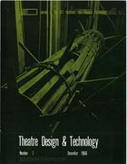 Theatre Design & Technology, no. 7, December, 1966