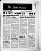 Cheese Reporter, Vol. 89, No. 41, Friday, June 3, 1966