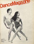 Dance Magazine, Vol. 40, no. 8, August, 1966