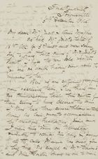 Letter from Ellie Love MacPherson to Robert and Maggie Jack, December 5, 1884