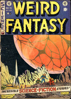 Weird Fantasy no. 13
