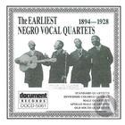 The Earliest Negro Vocal Quartets (1894-1928)