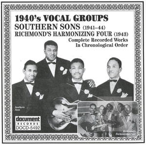 1940's Vocal Groups (1941-1944)