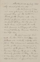Letter from Robert Logan and Janet Love Jack to Robert and Maggie Jack, July 14, 1888