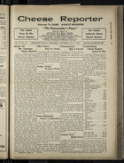 Cheese Reporter, Vol. 54, no. 43, Saturday, July 5, 1930