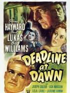 Deadline at Dawn (1946): Shooting script