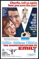 The Americanization of Emily (1964): Shooting script