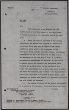 Letter from E. C. Hole to Foreign Office re: Situation in Damascus, August 26, 1926