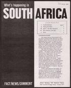 What's Happening In South Africa, July 1964 (Pg.Int.Ab.3.Vi)