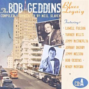 The Bob Geddins Blues Legacy CD A