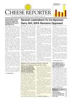 Cheese Reporter, Vol. 136, No. 14, Friday, September 30, 2011