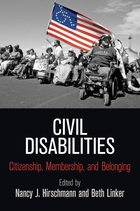 Disability, Citizenship, and Belonging: A Critical Introduction